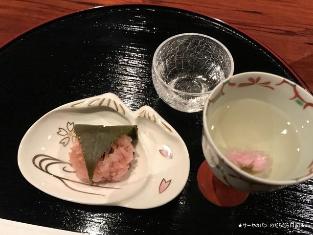 酒茶翁 ささおう バンコク 懐石 和食 接待 (4)