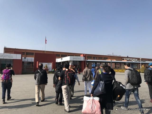 トリブバン国際空港 (2)