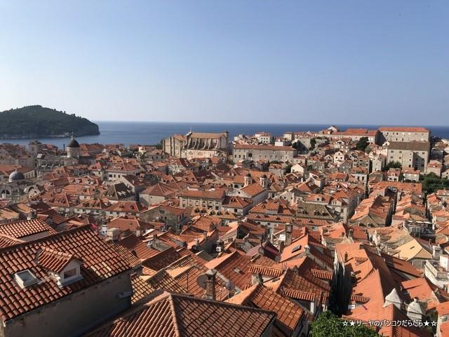 ドブロブニク城壁巡り wall Dubrovnik 魔女の宅急便 (23)