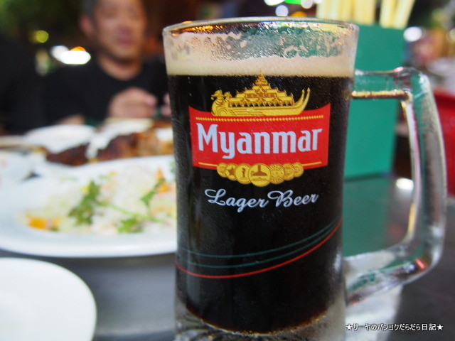 Shwe Mingalar Restauarnt Yangon Myanmar