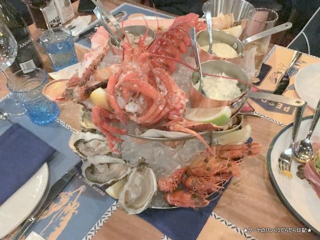Pesca Mar  Terra Bistro バンコク レストラン  (7)
