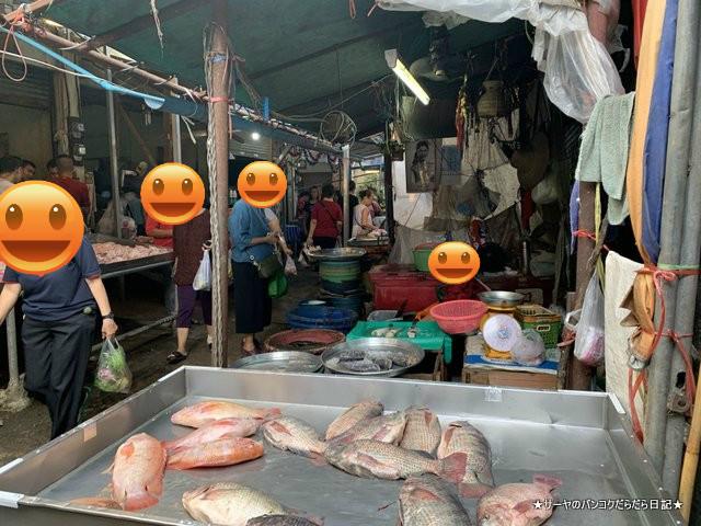 チェンマイ門市場 chiangmai gate market