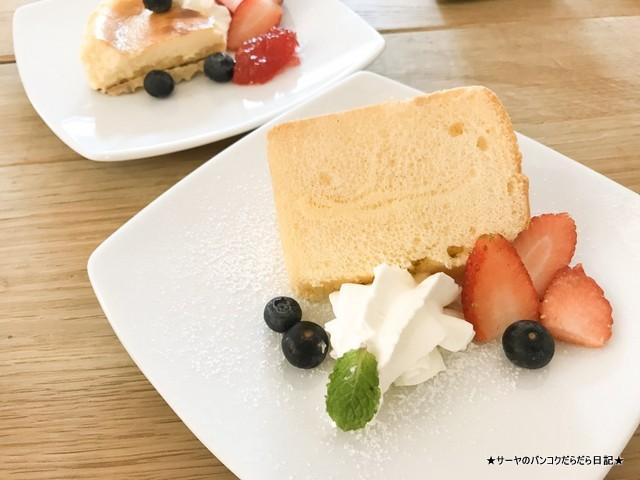 Hakata Coffee Bangkok 茶庵はかた珈琲 シフォンケーキ