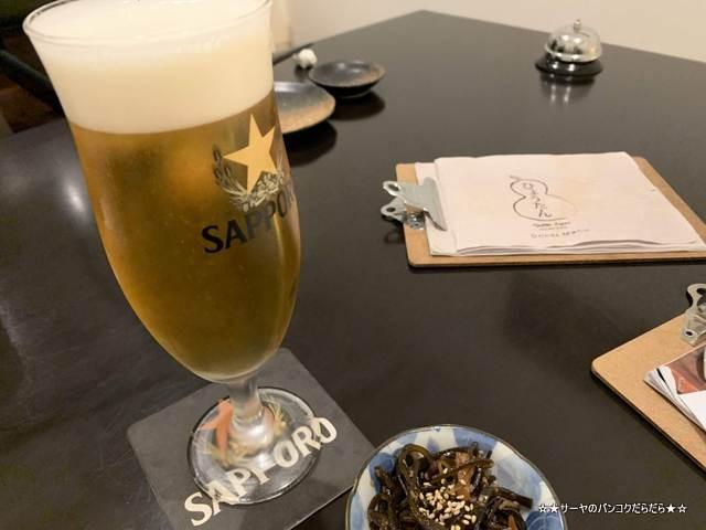 ひょうたん バンコク トンロー 居酒屋 (5)