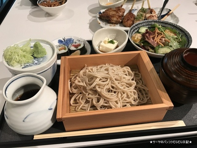 Soba factory 蕎麦 バンコク 二八 (16)
