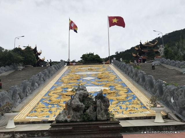 Ho Quoc Pagoda フーコック 観光 寺 2018 ベトナム (6)