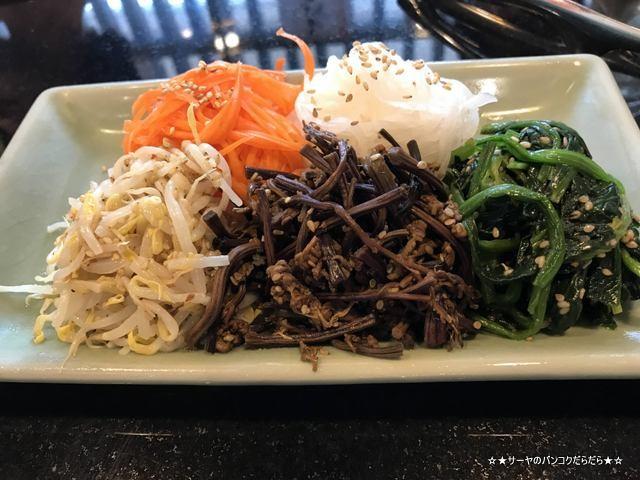 銀竜焼肉研究所 バンコク 焼き肉 日本料理 2019 (2)
