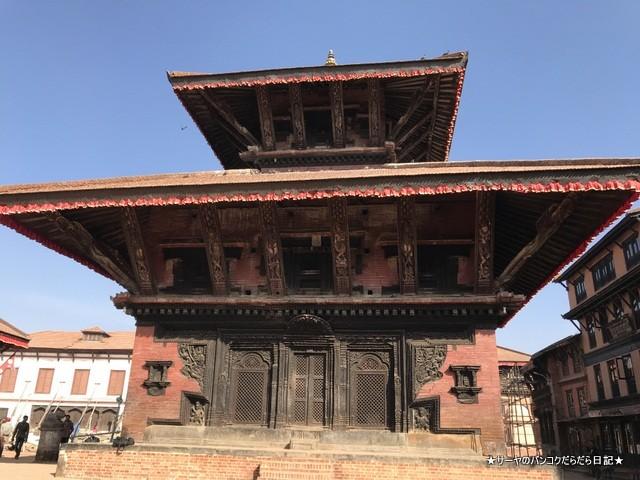 Bhaktapur バクタプル カトマンズ 世界遺産 王宮前広場 (24)