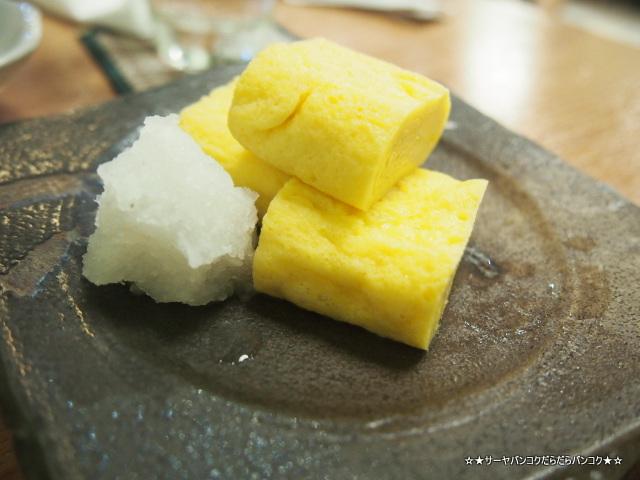 和紡庵 バンコク 蕎麦 サーヤ soba Japanese bangkok
