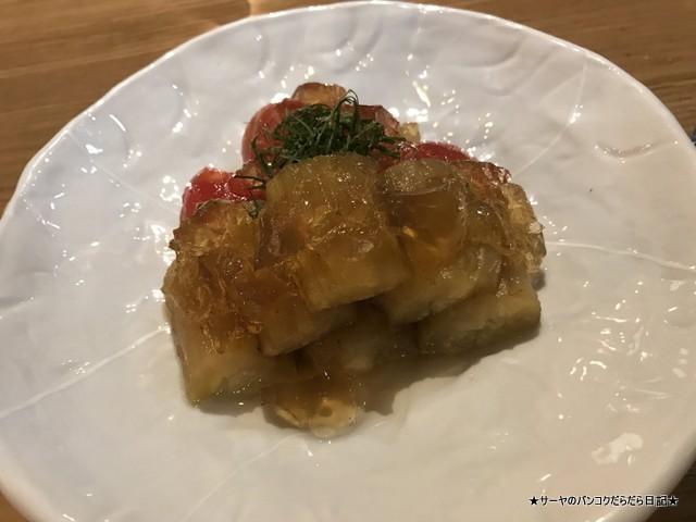 kuriyaroku bangkok 最新和食 バンコク (5)