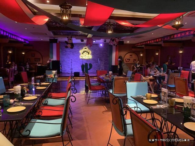 Rembrandt Hotel MEXICANO BANGKOK メキシカーノ (4)