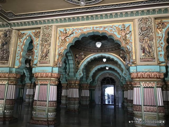 Mysore Palace マイソールパレス マイスール 南インド (27)
