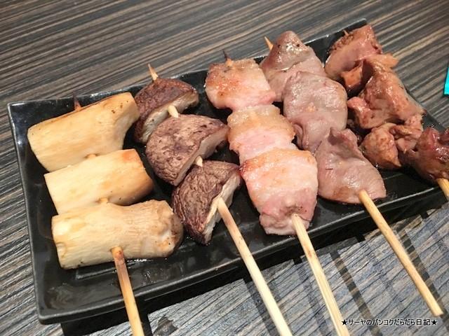 伊藤家 焼き鳥 バンコク 和食 (6)