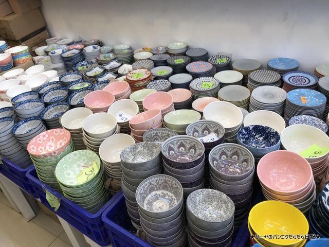 YGS ceramic shop ヤワラート 食器 安い おすすめ バンコク (3)