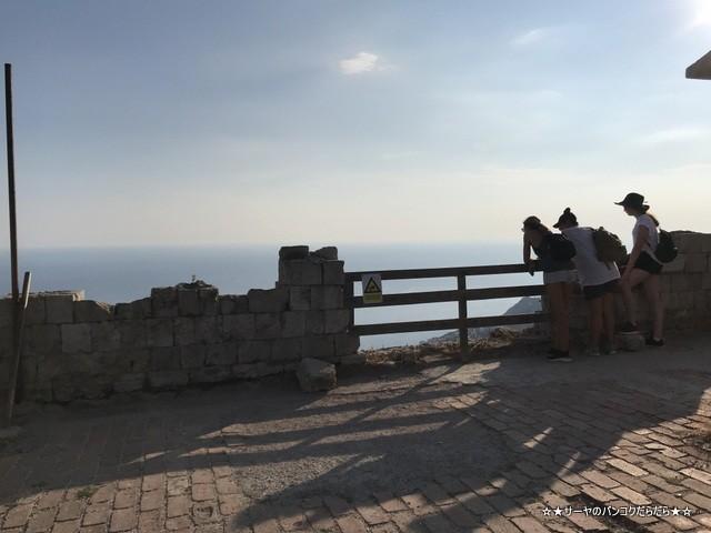 スルジ山 ロープウェイ ドゥブロブニク クロアチア (12)