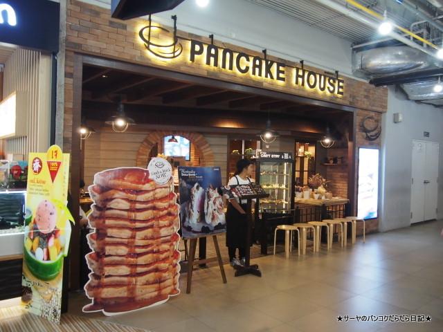 Pancake House Cafe Bangkok バンコク カフェ パンケーキ