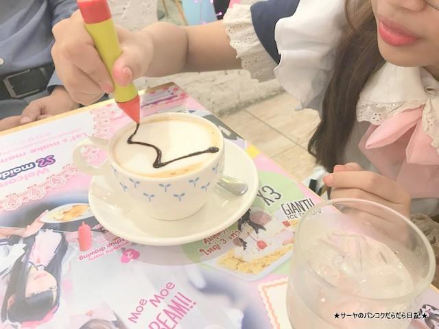 メイドカフェ バンコク maidreamin めいどりーみん 夢の国 (12)