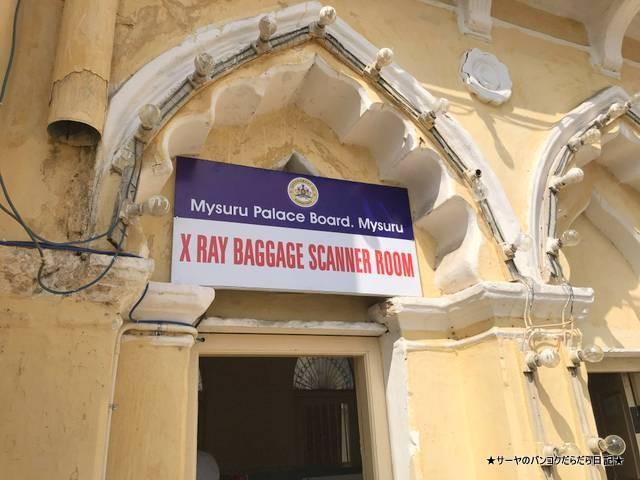 Mysore Palace マイソールパレス マイスール 南インド (8)