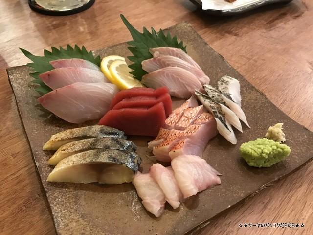 ikki いっき 三宅君 プラカノン バンコク 和食 (10)