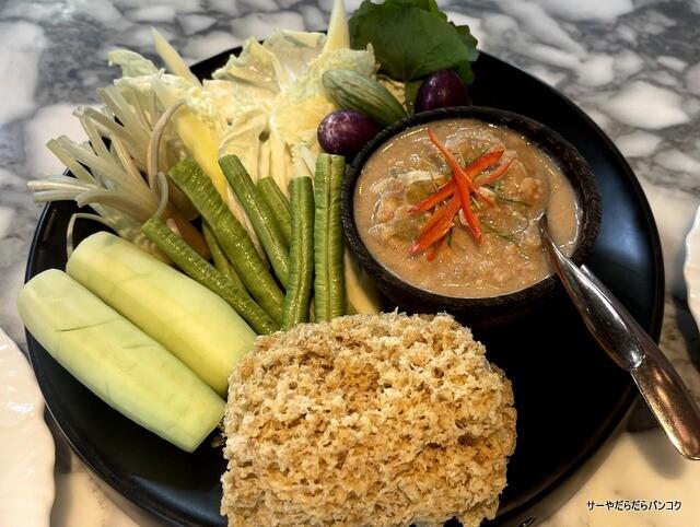 マメゾン ma maison バンコク タイ料理 ナイラート (12)