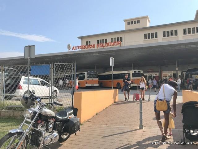 ドゥブロブニク バス 乗り方 クロアチア 観光 (3)