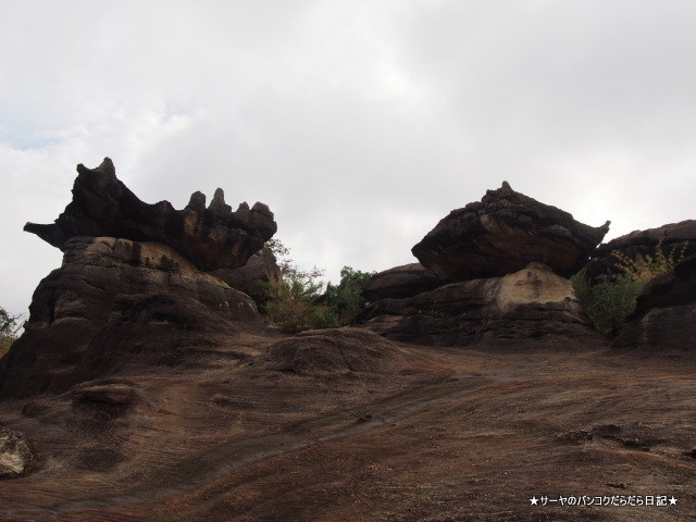 Mukdahan National Park ムクダハン国立公園