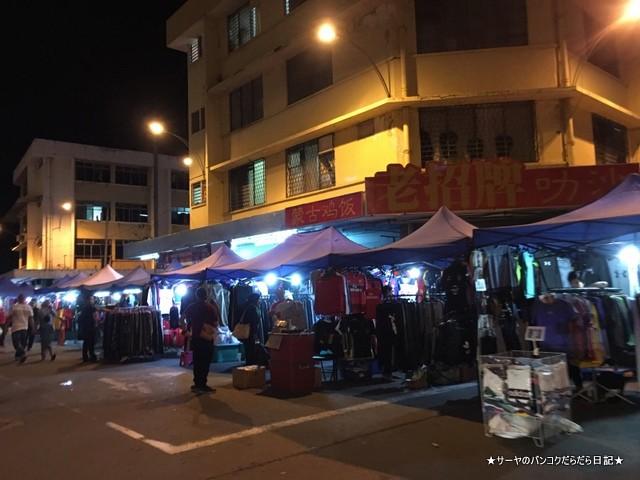70 コタキナバル ナイトマーケット (2)