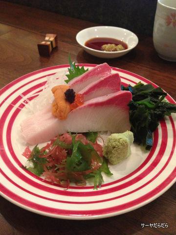 0503 honmono sushi bar 本物すし 9