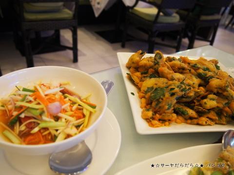Baan Ice Restaurant Thonglor タイ 南部料理 バンコク