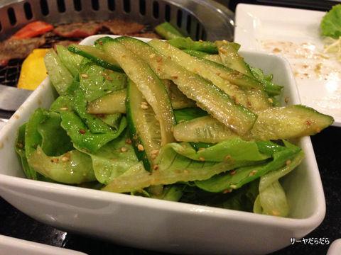 gyu gyu tei bangkok バンコク 焼肉 9