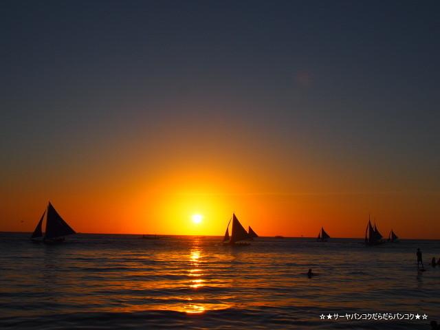 ボラカイ島 Boracay フィリピン ホワイトビーチ