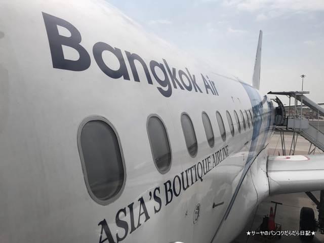 バンコク・エアウェイズ PG 993 bangkok airways (20)