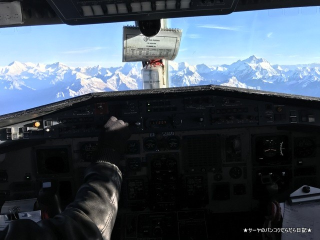 everest tour エベレスト遊覧飛行 カトマンズ ネパール (25)