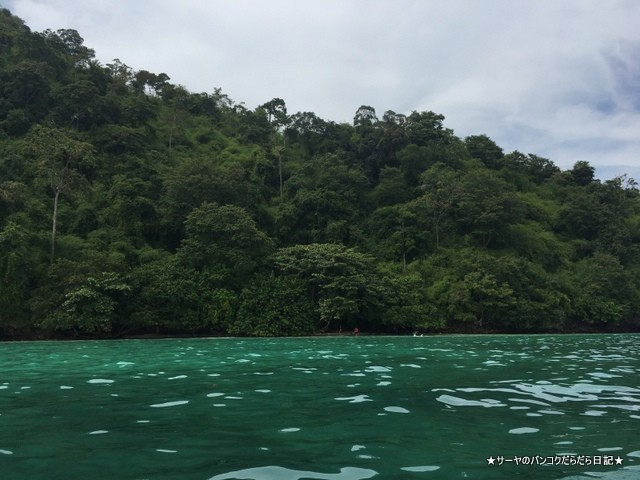 島巡り クラビ ガイ モン (3)