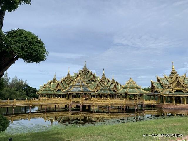 ムアンボラーン タイ旅行 サムットプラカーン (8)