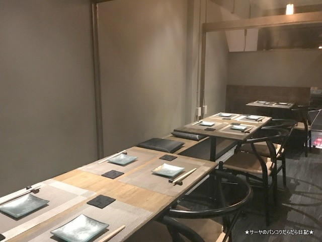 COCORO Japanese トンロー 接待 日本料理 和食 (3)