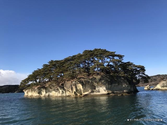 matsushima miyagi 松島クルーズ 芭蕉 東北旅行 (5)