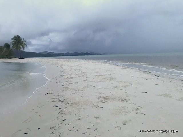0 yaoyai phuket サンティヤ タイリゾート 海 (7)