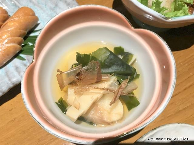 HANAKO izakaya バンコク 老舗 居酒屋 (6)