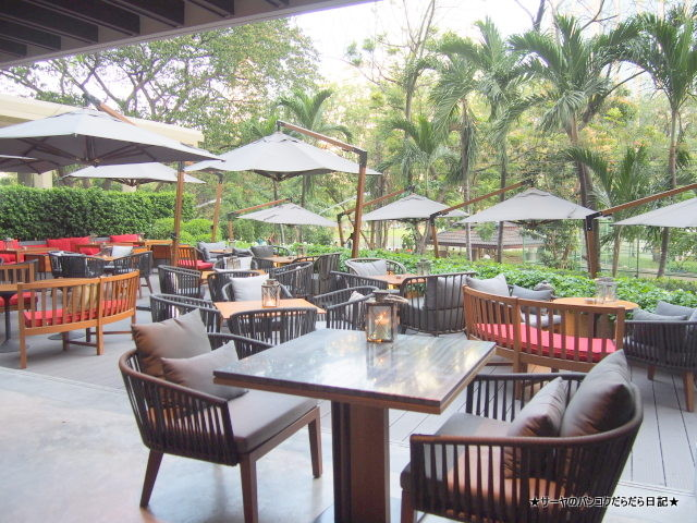 goji bangkok マリオット ホテル ビュッフェ 豪華 (5)