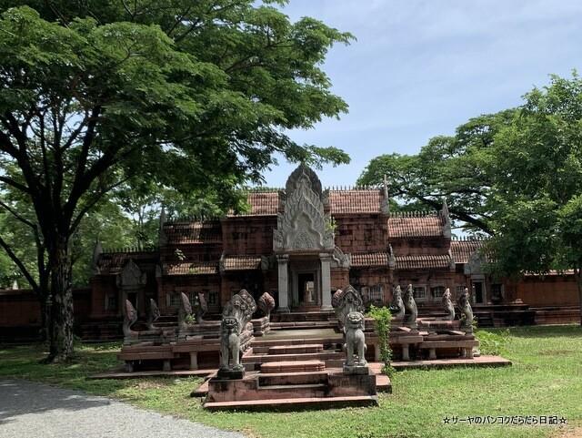 ムアンボラーン タイ旅行 サムットプラカーン (24)