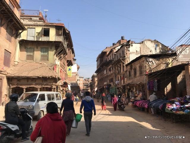 Bhaktapur バクタプル カトマンズ 世界遺産 王宮前広場 (33)