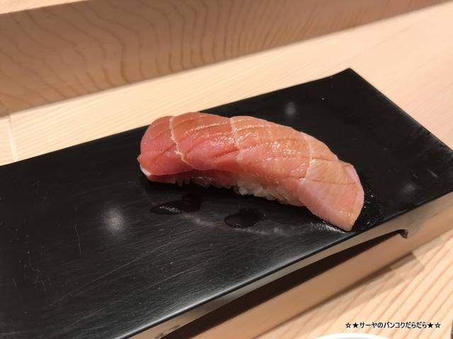 masazushi bangkok 中とろ toro バンコク 高島屋 美味しい