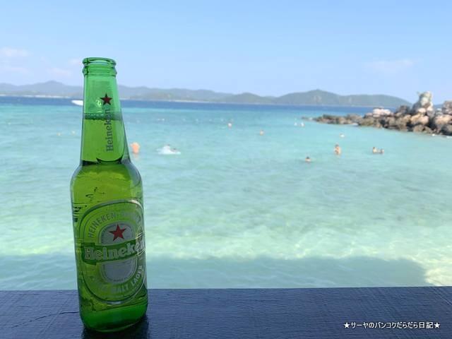 カイ島 プーケット 綺麗 ビーチ タイ 女子旅 (5)