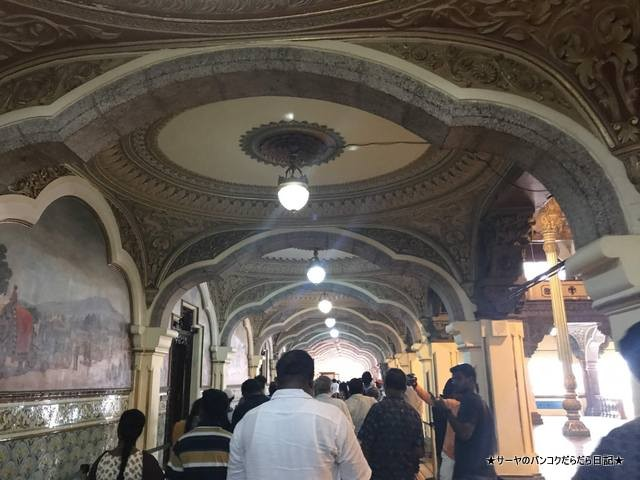 Mysore Palace マイソールパレス マイスール 南インド (22)