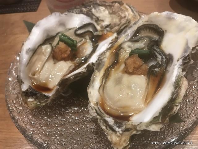さぶ 貝 蟹 バンコク 会席 和食 レストラン 接待 (12)
