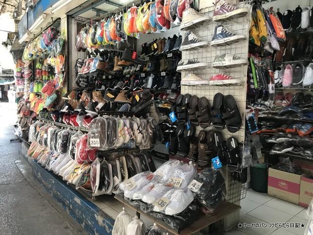 プラカノン市場 バンコク 激安 靴 スニーカー (2)