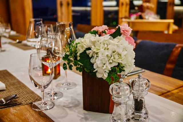 CELES HOTEL SAMUI DINNER  ディナー ゴージャス (12)