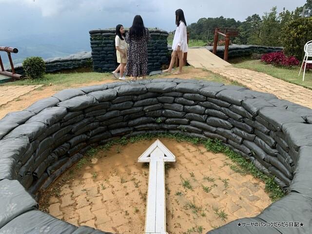 ドイチャンムッ国境警備基地 ドイチャンムッ・ビューポイント (2)