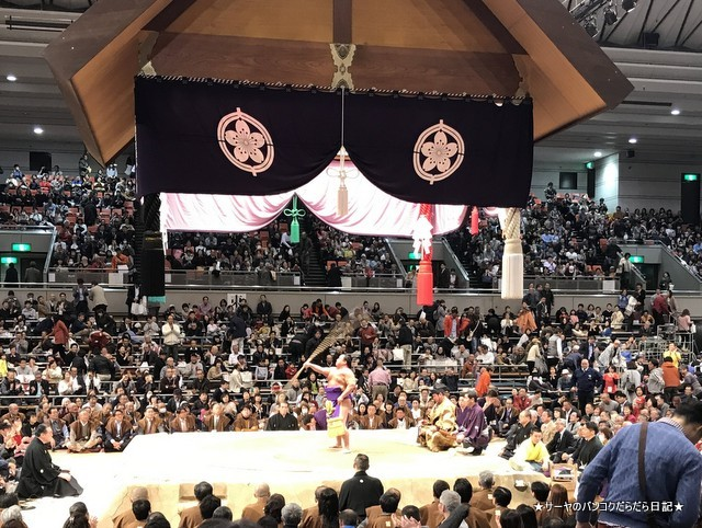 大阪場所 2019 千秋楽 OSAKA sumo japan (9)